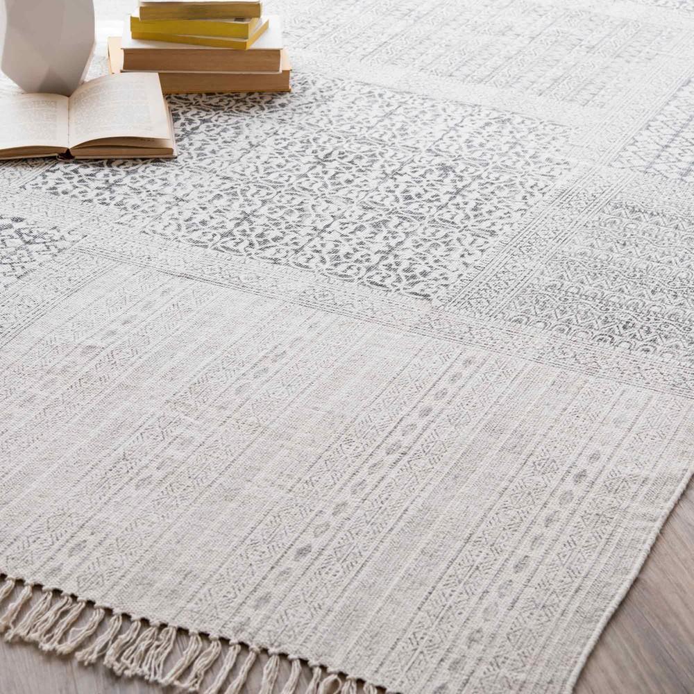 Teppich aus Baumwolle, 140 x 200 cm, CODOSERA