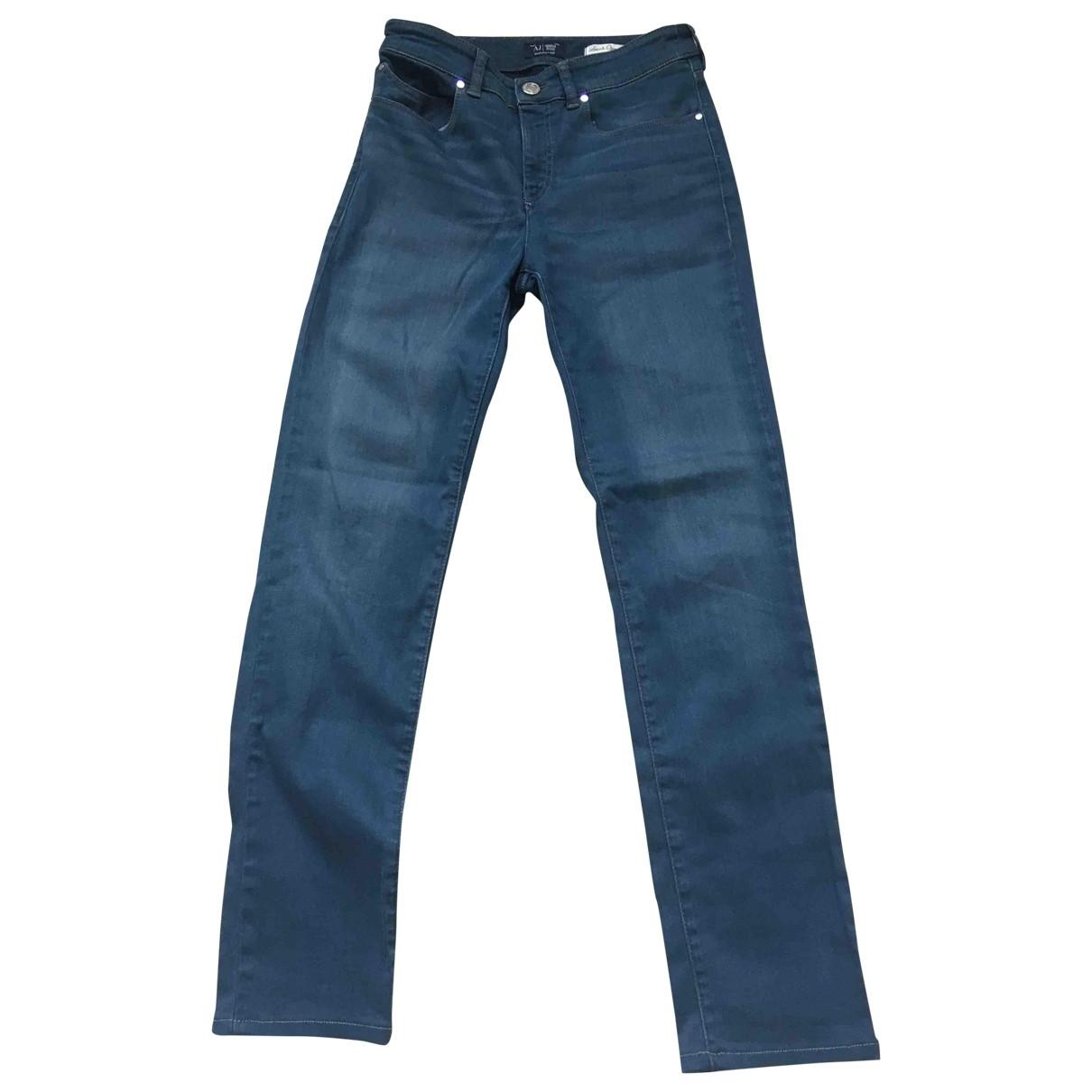 Vaquero recto Armani Jeans