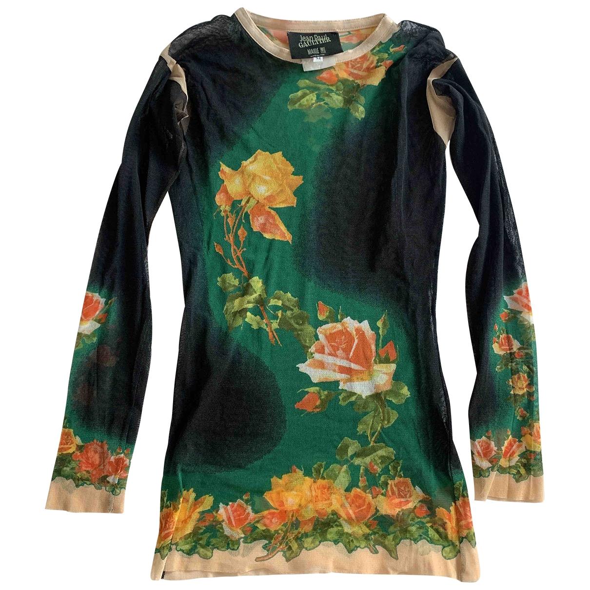 Jean Paul Gaultier - Combinaison   pour femme en soie - multicolore