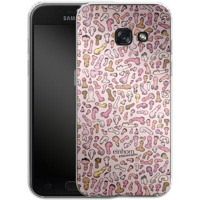 Samsung Galaxy A3 (2017) Silikon Handyhuelle - Pimmel - by einhorn von Einhorn