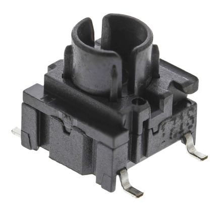 MEC IP67 Plunger Tactile Switch, Single Pole Single Throw (SPST) 50 mA @ 24 V dc