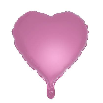 Heart Shape Foil Balloon Saint Valentine 18