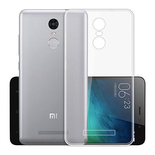 Soft Case Protective Phone Shell Transparent Back Cover For XIAOMI Redmi Note 3/Hongmi Note 3
