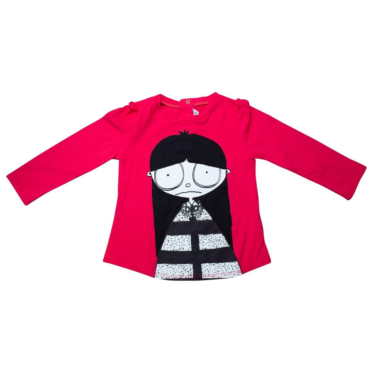 Little Marc Jacobs \N Oberteile in  Rosa Baumwolle