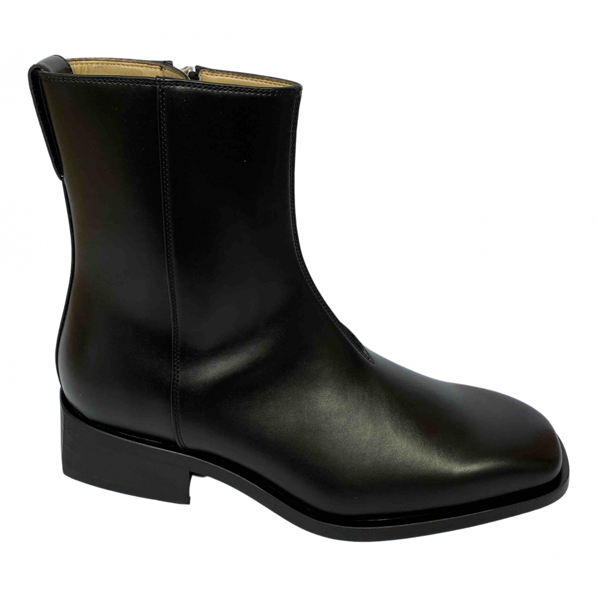 Stella Mccartney \N Black Ankle boots for Women 39 EU