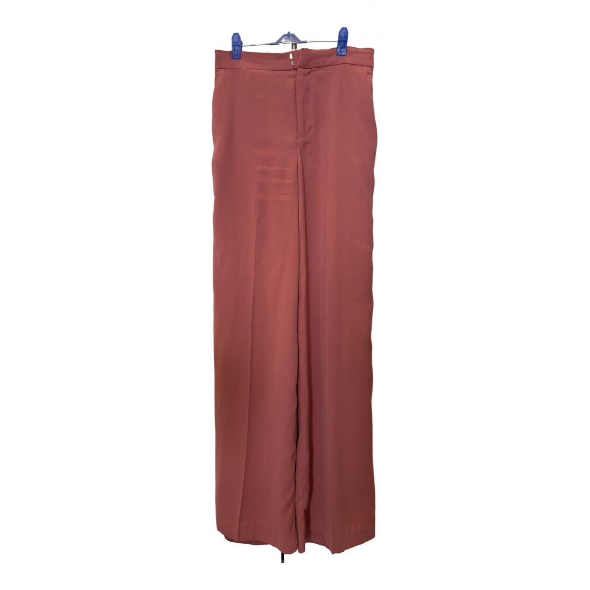 Pantalon recto Hippie Chic Non Signe / Unsigned
