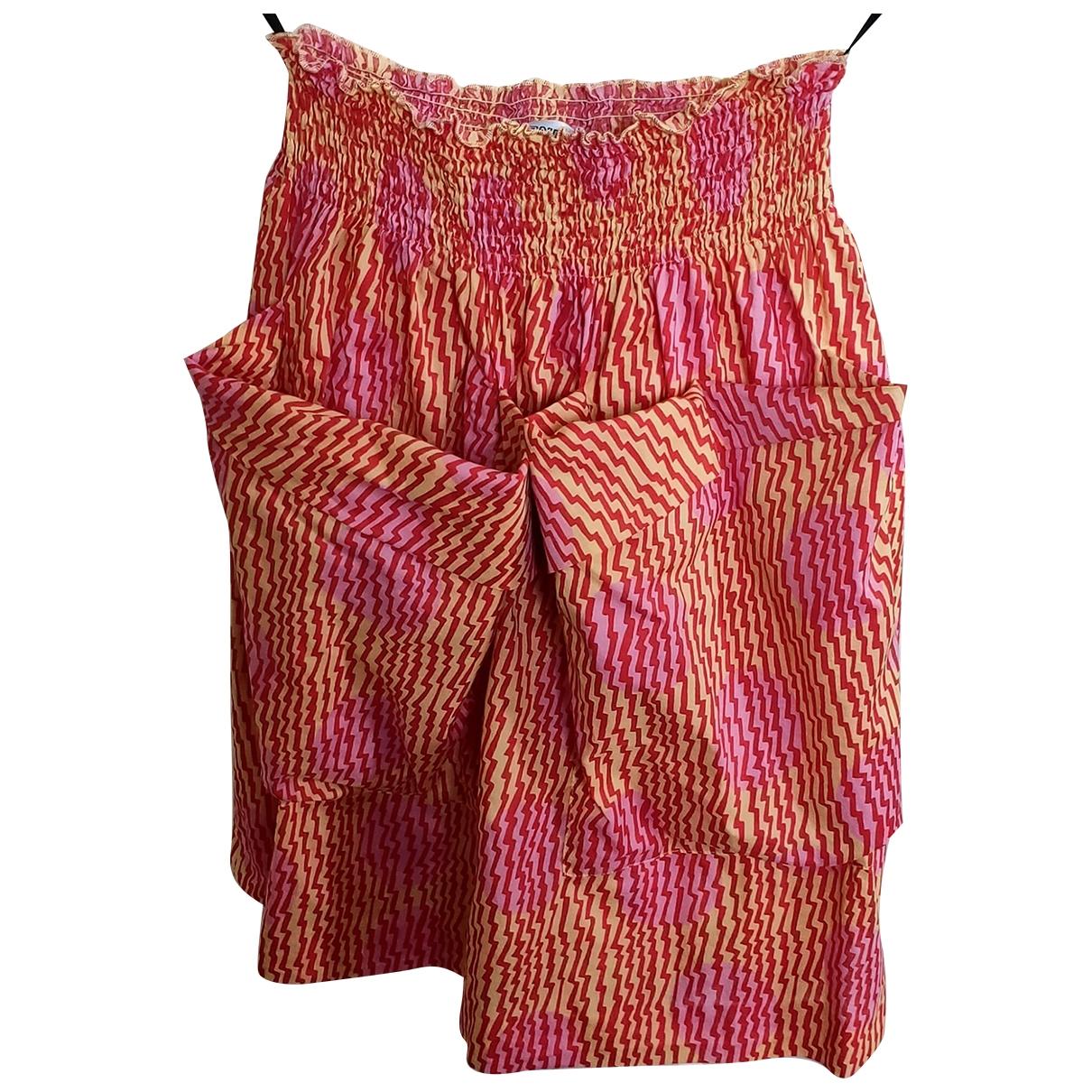 Sonia By Sonia Rykiel - Jupe   pour femme en coton - multicolore