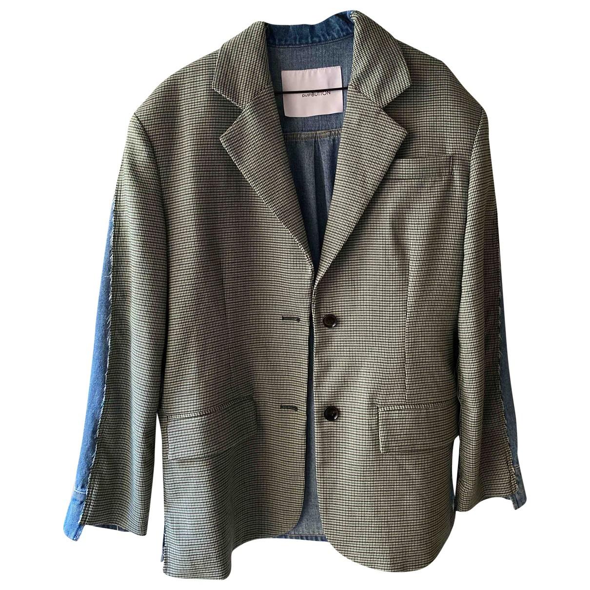 Pushbutton \N Multicolour jacket  for Men M International