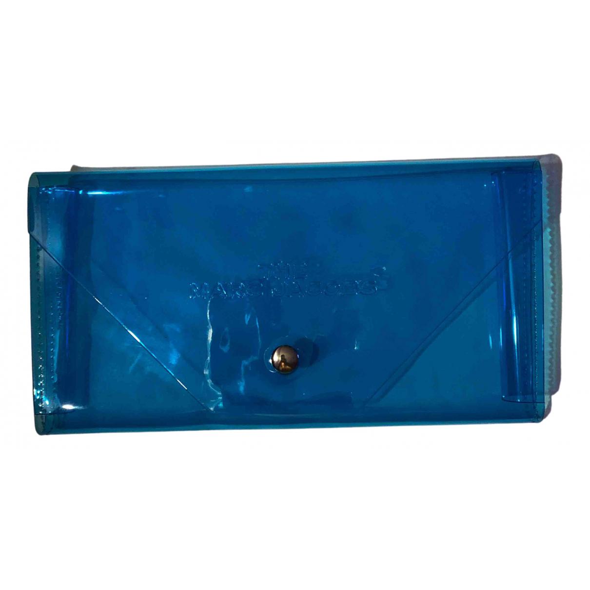 Marc Jacobs - Pochette   pour femme - turquoise