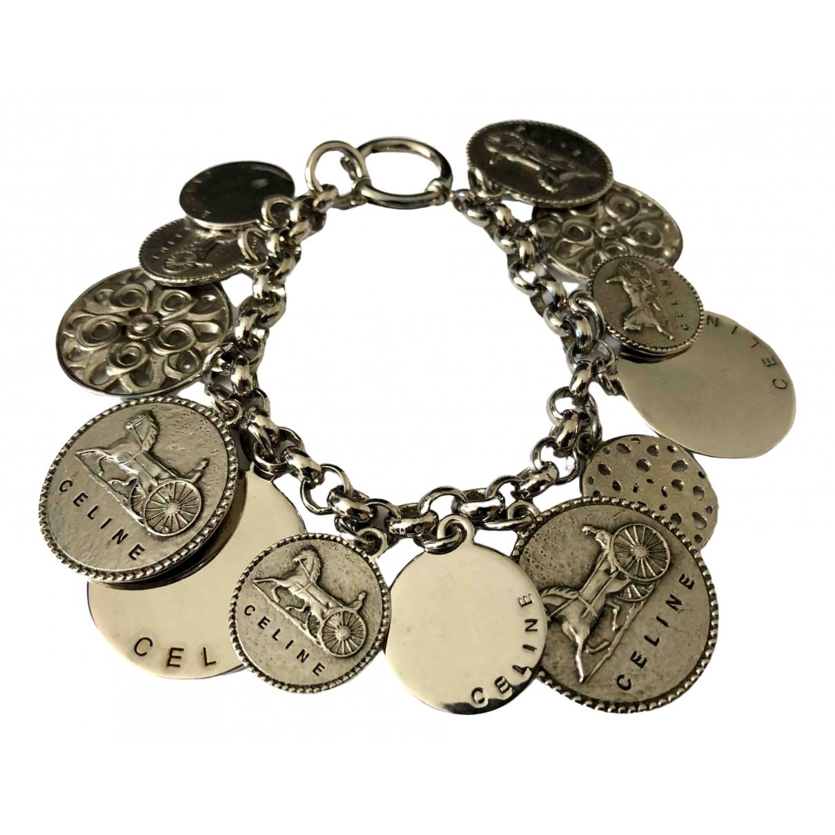 Celine \N Armband in  Silber Metall