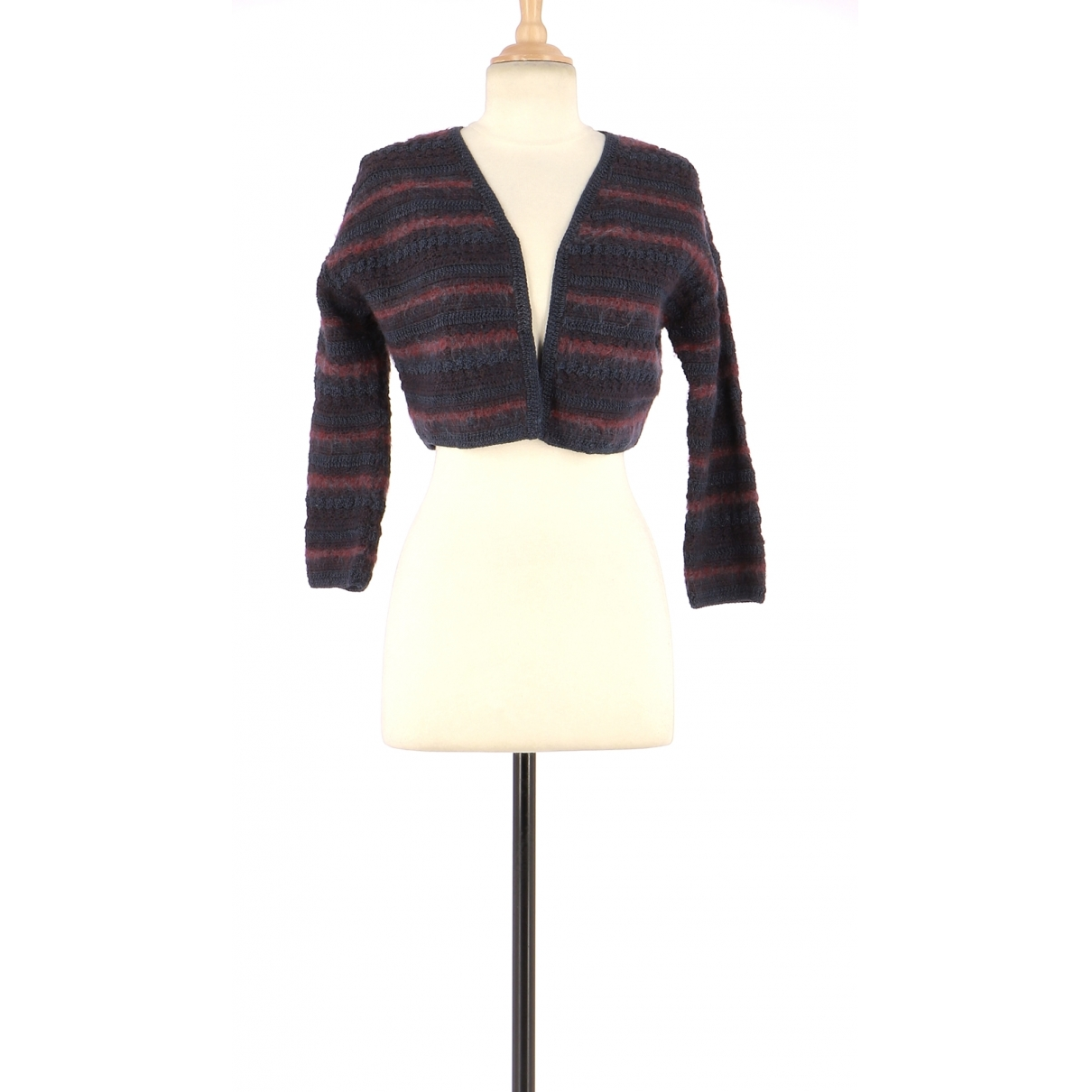 Rodier \N Pullover in  Lila Wolle