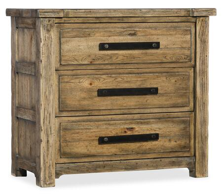 American Life-Roslyn County Collection 1618-90116-MWD Three-Drawer