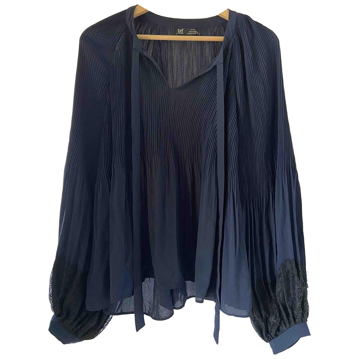 Zara \N Blue  top for Women M International