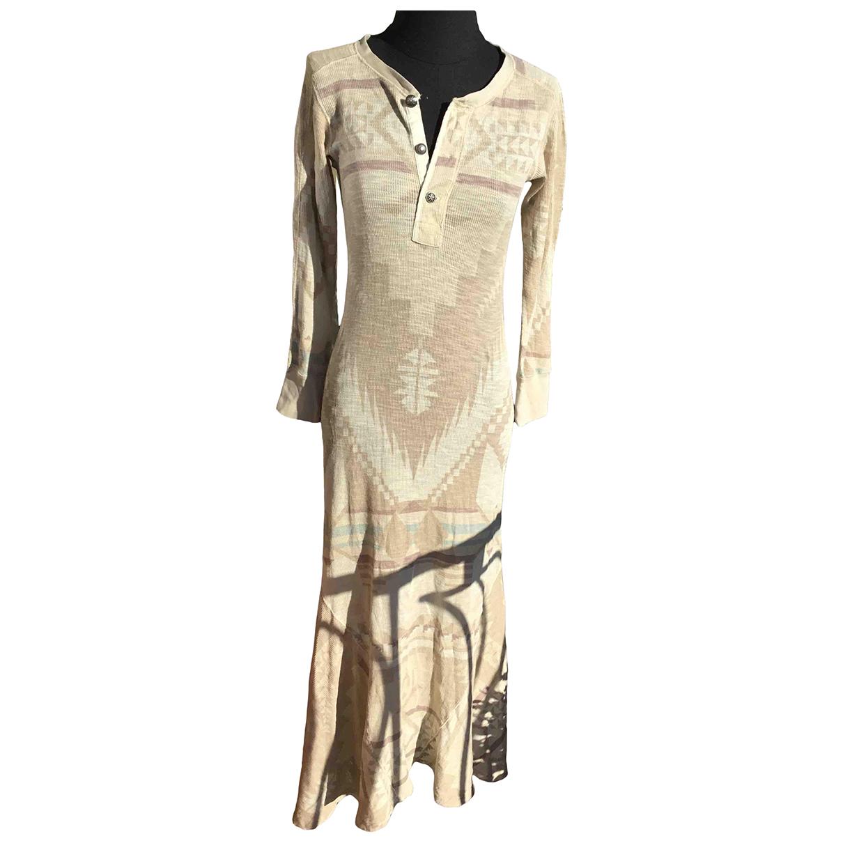 Maxi vestido Polo Ralph Lauren