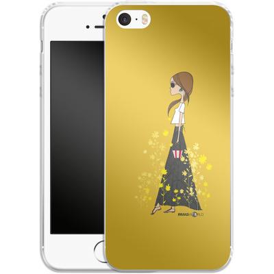 Apple iPhone 5s Silikon Handyhuelle - IRMA In Samarkand von IRMA