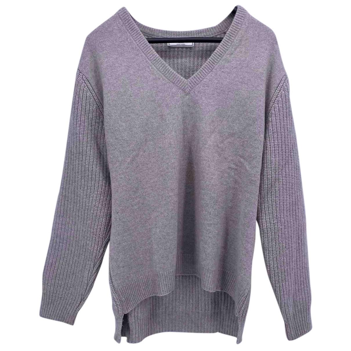 Ami N Grey Wool Knitwear for Women L International
