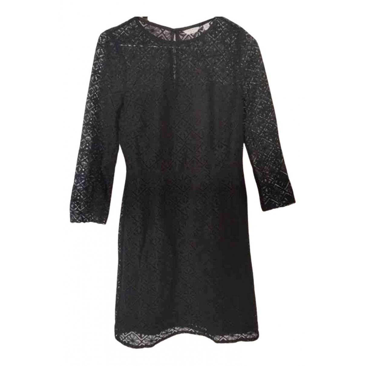 Jack Wills N Black Cotton dress for Women 36 FR