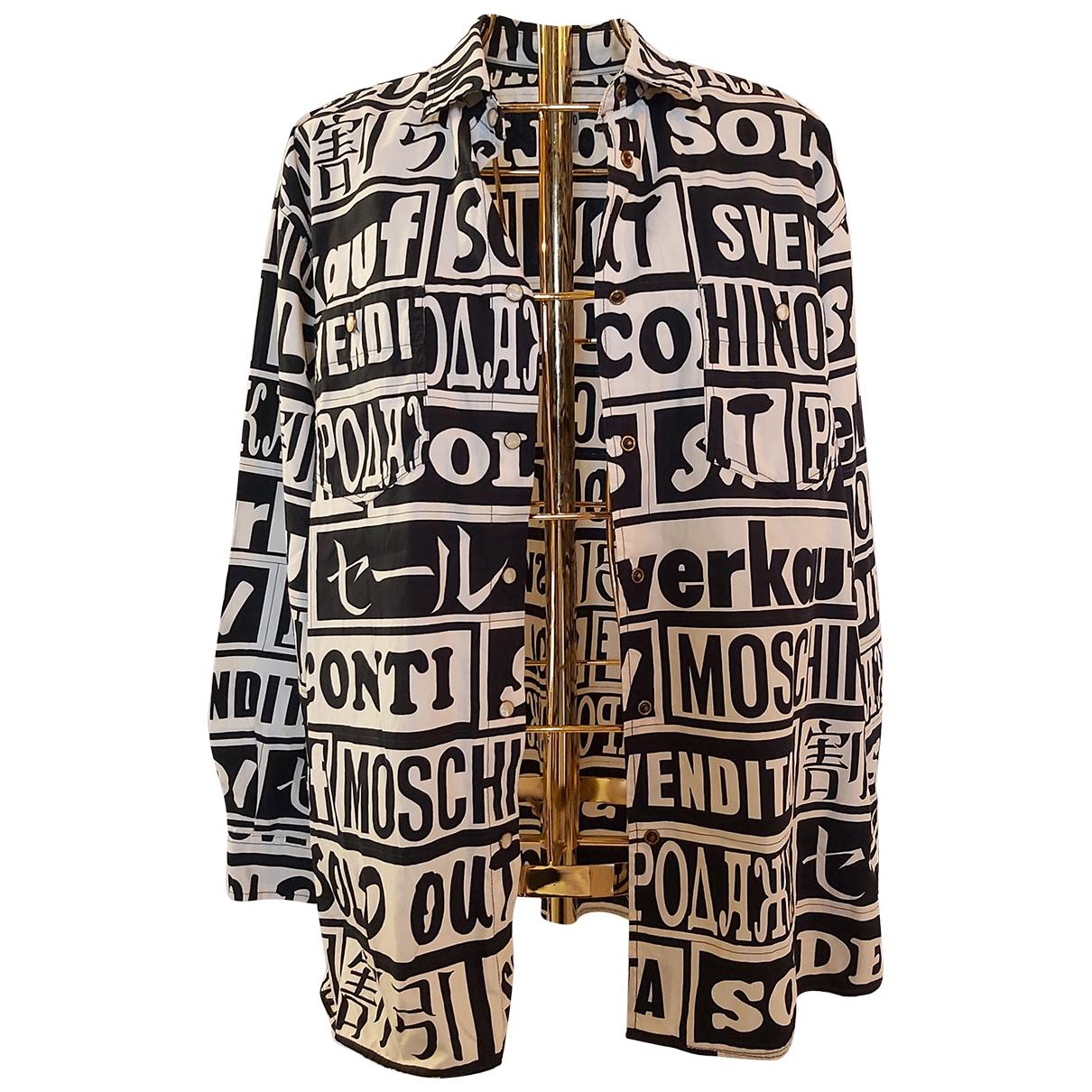 Camisa Moschino Love