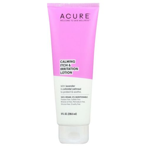 Calming Itch & Irritation Lotion 8 Oz by Acure