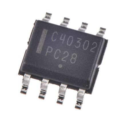 ON Semiconductor ON Semi NSS40302PDR2G Dual NPN + PNP Transistor, 3 A, 40 V, 8-Pin SOIC (25)