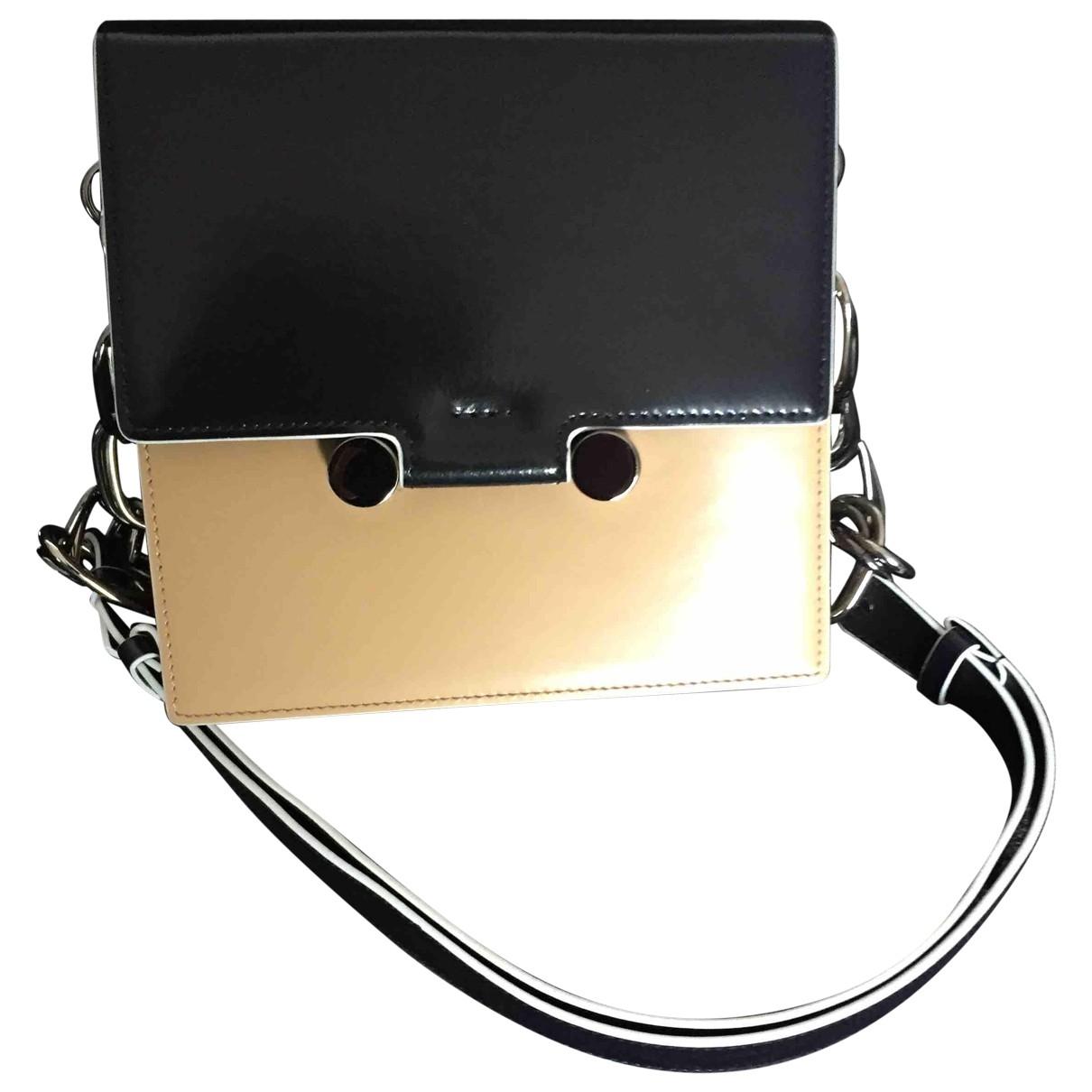 Marni Caddy Multicolour Leather handbag for Women \N