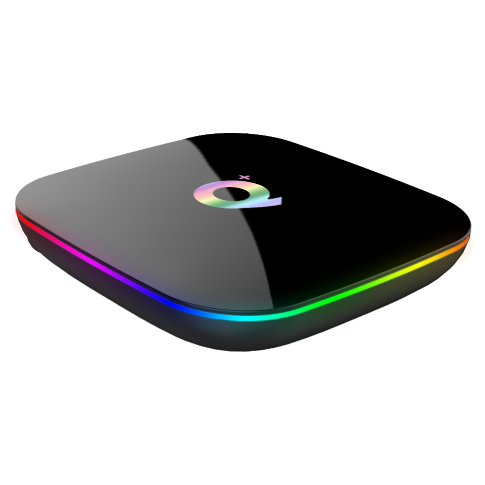 Q Plus Allwinner H6 4GB/64GB 6K Android TV Box WiFi LAN USB3.0 HDMI KODI 17.6
