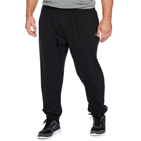 Champion Jersey Pant, 3x-large Tall , Black