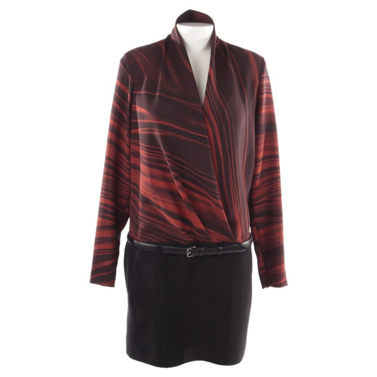 Barbara Bui \N Kleid in  Rot Polyester