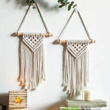 1pc Tassel Decor Wall Decor