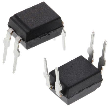 Vishay , SFH620A-3 AC Input Transistor Output Optocoupler, Through Hole, 4-Pin PDIP (10)