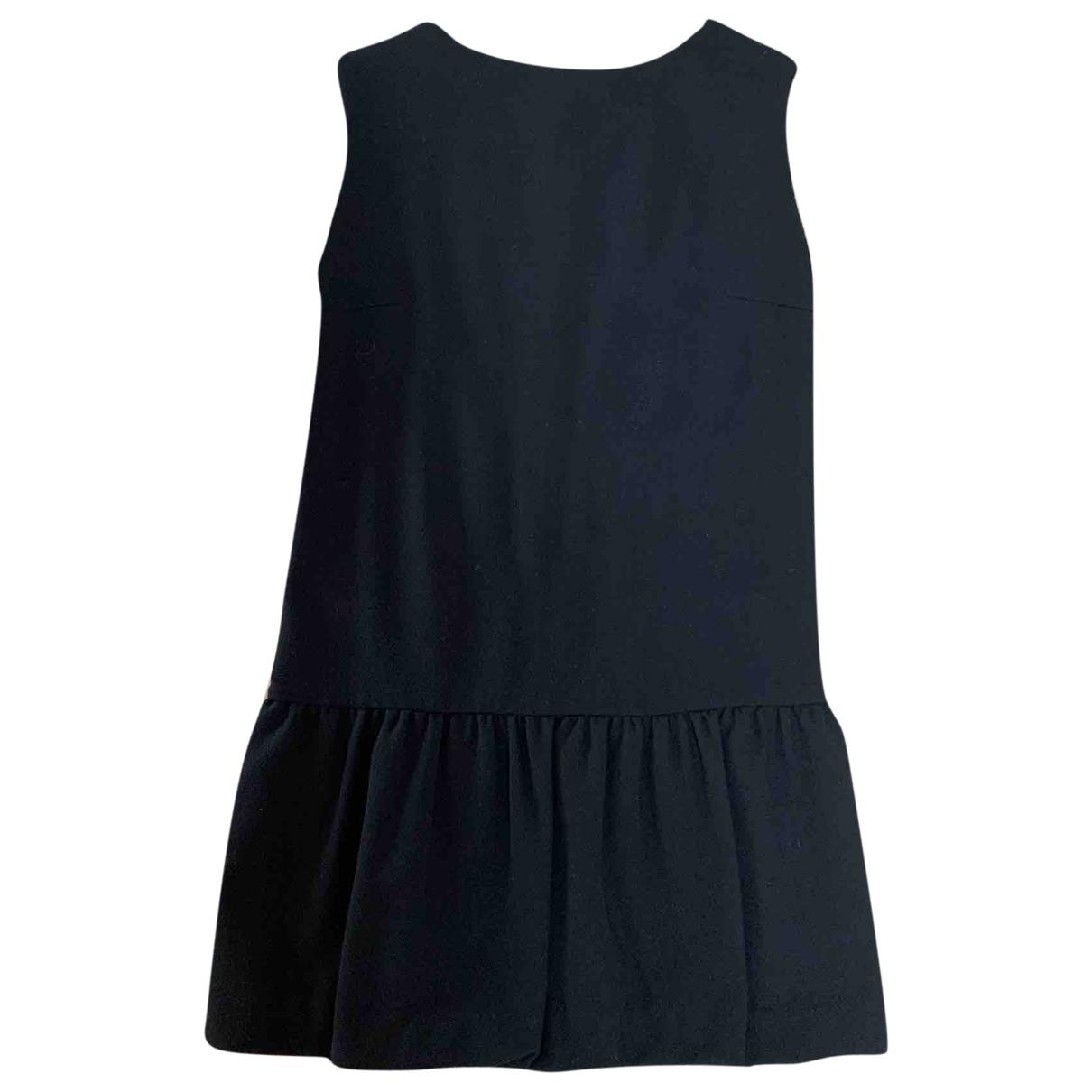 Ermanno Scervino - Robe   pour femme en laine - noir