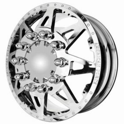 American Force 26x8.25 Wheel Stars Kit -Polish - AFDF52142-1