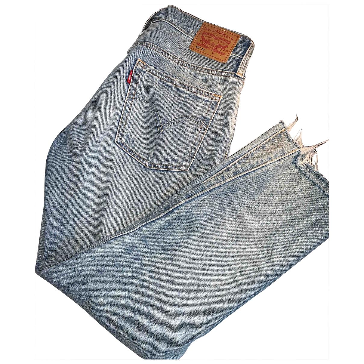 Levi's 501 Denim - Jeans Jeans for Women 40 FR