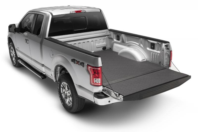 BedRug IMC07LBS IMPACT MAT FOR SPRAY-IN OR NO BED LINER 07-18 GM SILVERADO/SIERRA 8' BED
