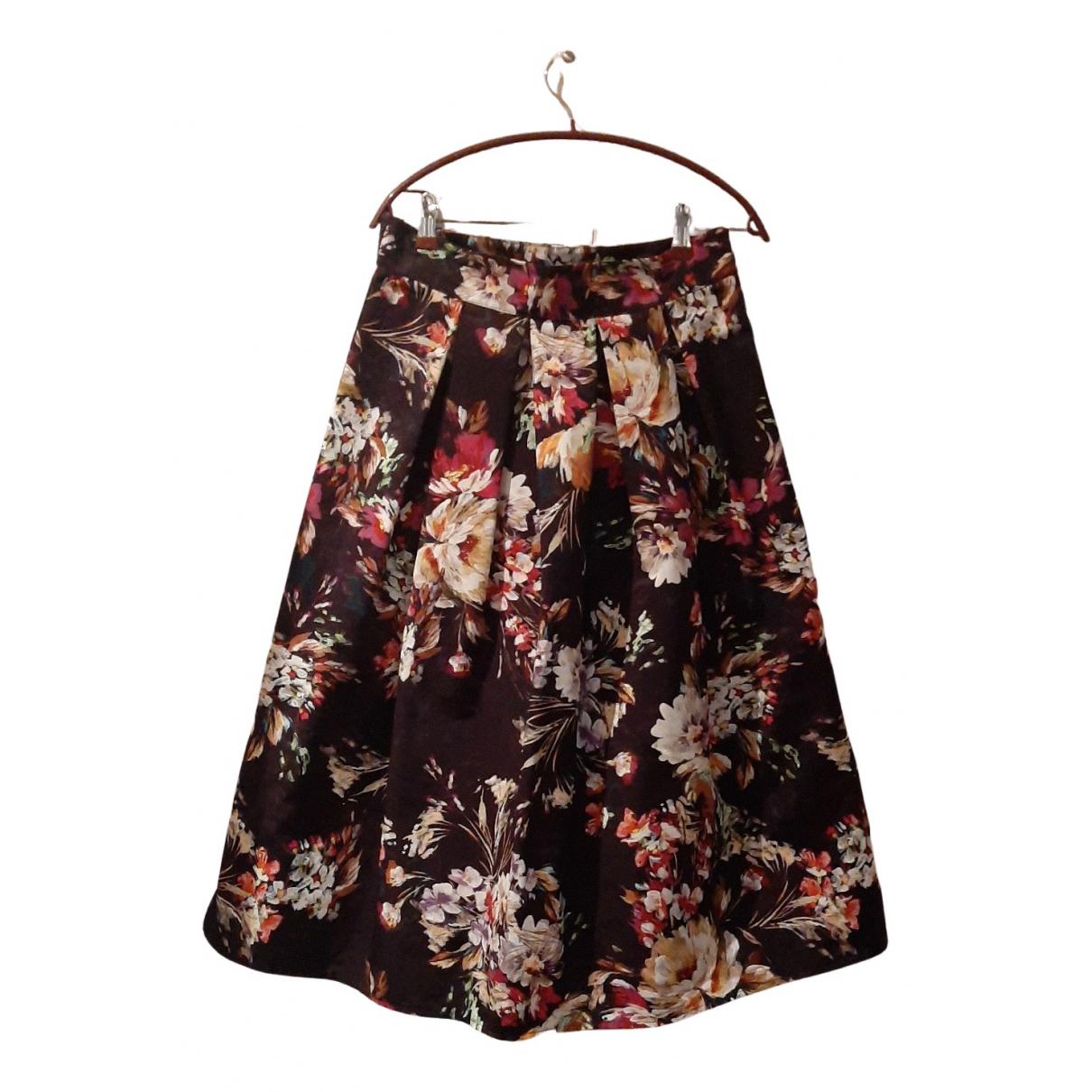- Jupe Oversize pour femme - multicolore
