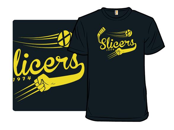 Slicers T Shirt
