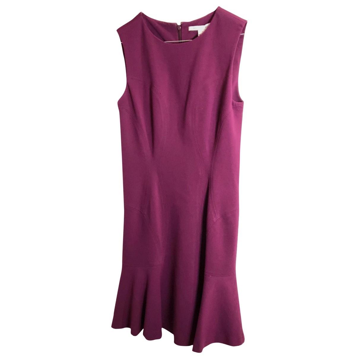 Diane Von Furstenberg \N Purple dress for Women 6 US