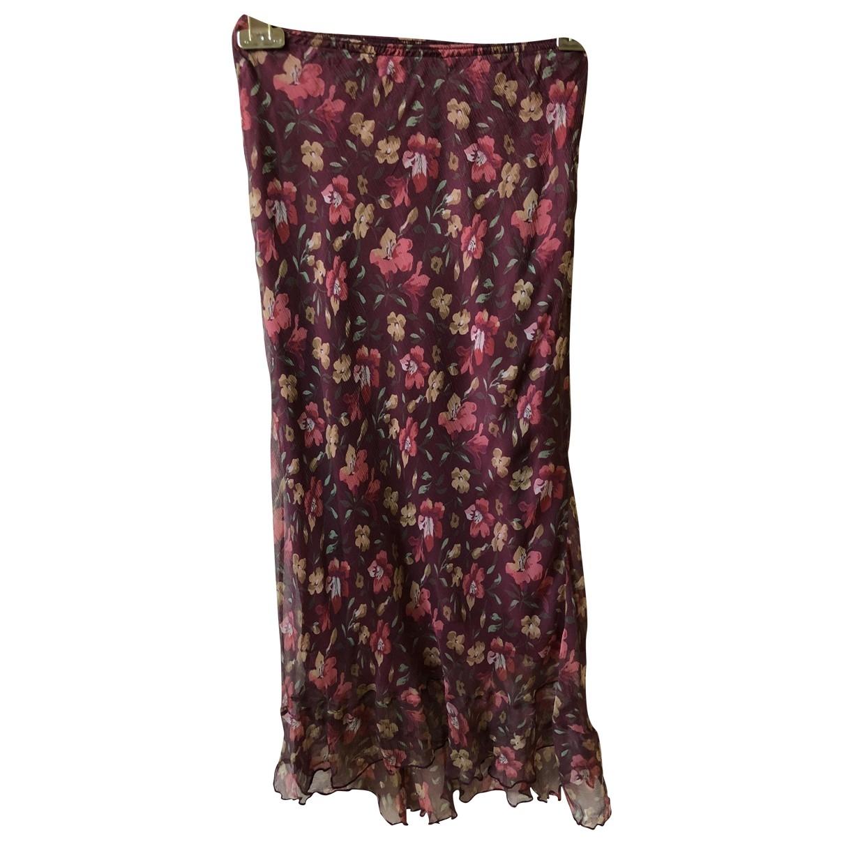 Non Signé / Unsigned \N Multicolour Silk skirt for Women XS International