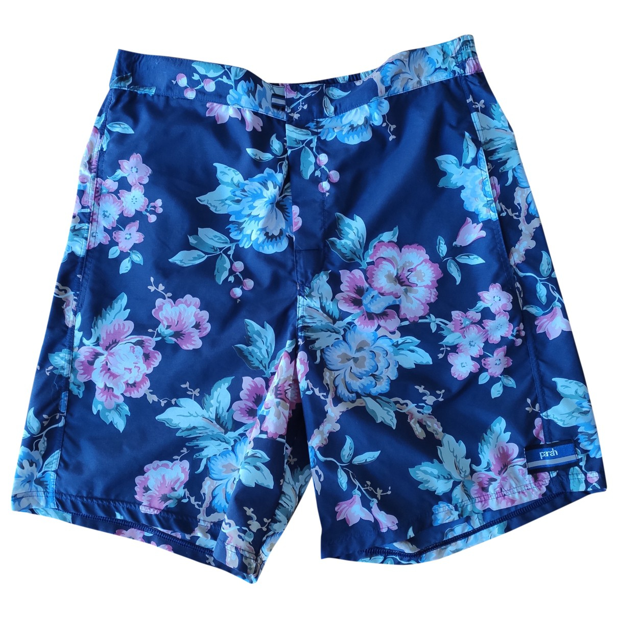 Non Signé / Unsigned \N Blue Swimwear for Men L International