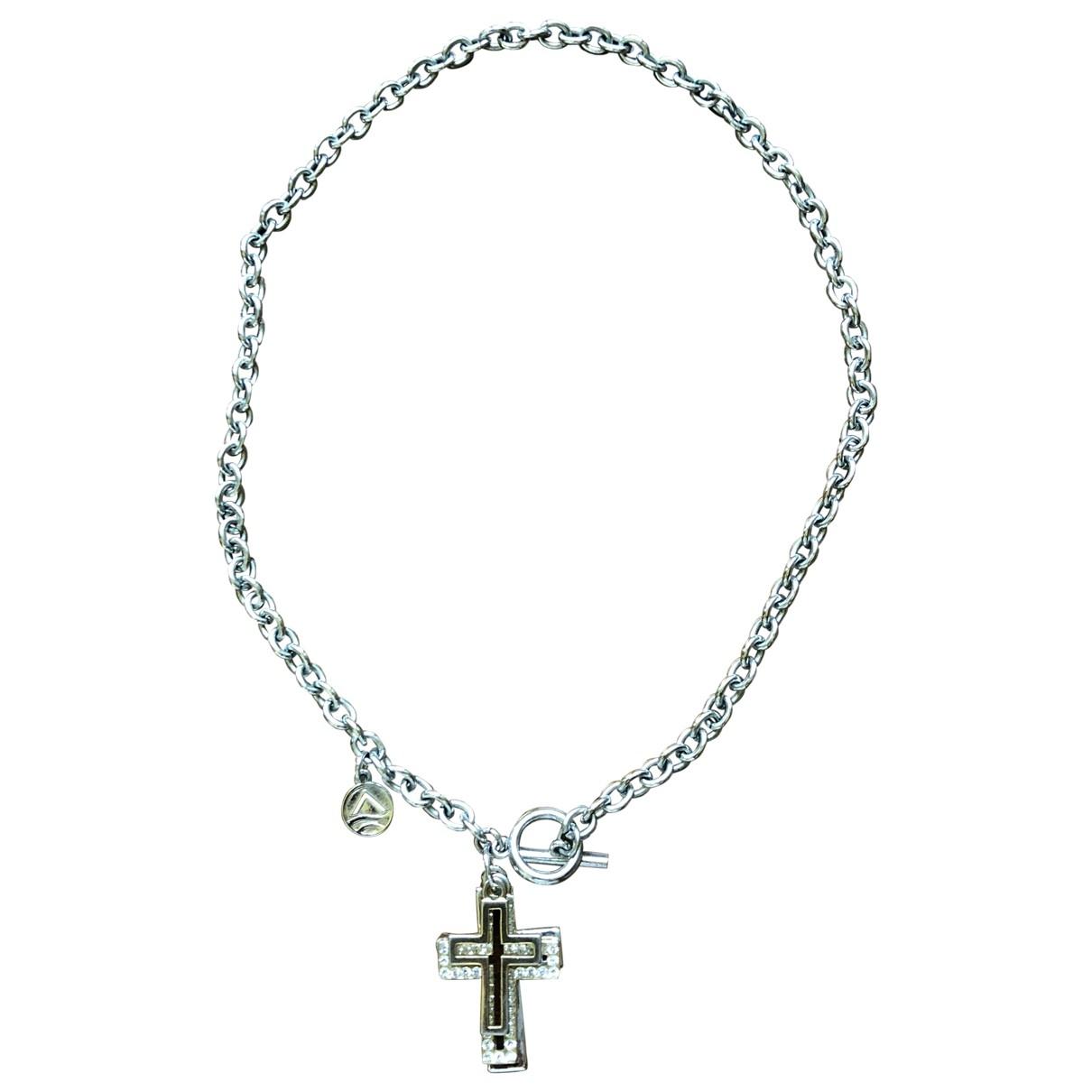 Collar Croix Non Signe / Unsigned