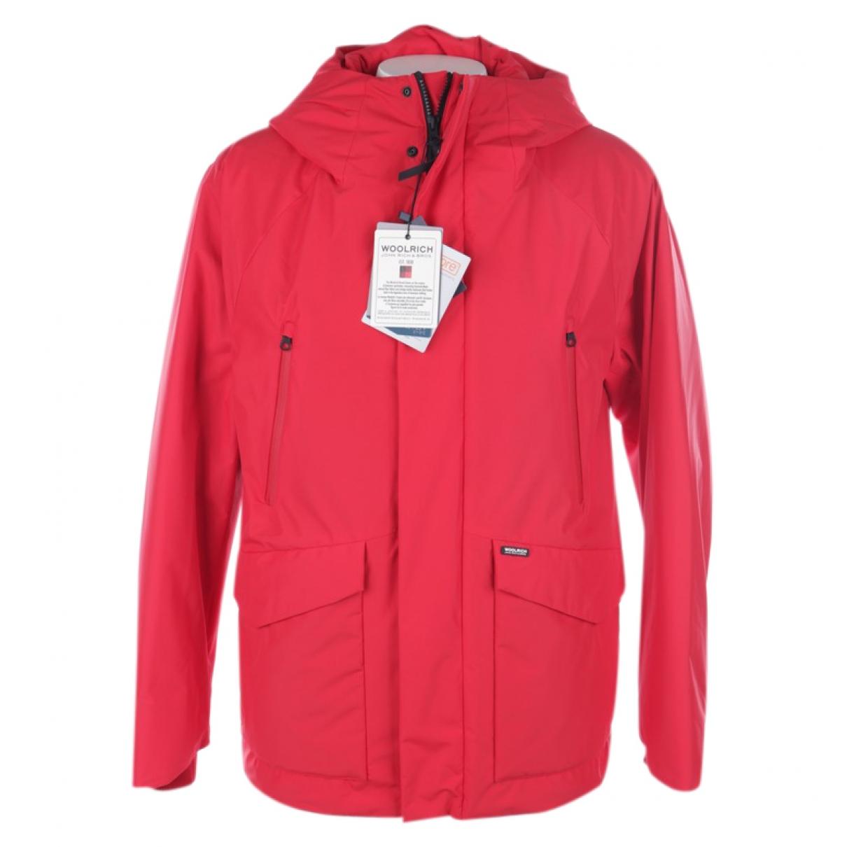 Woolrich \N Red coat for Women L International