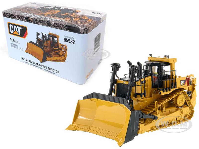 CAT Caterpillar D10T2 Track Type Tractor Dozer with Operator