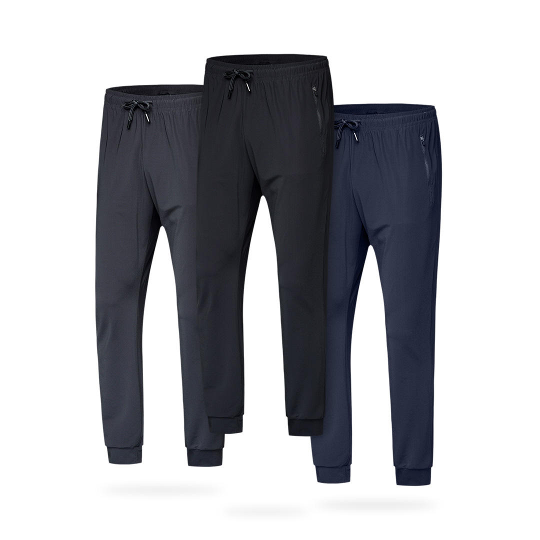 [FROM XIAOMI YOUPIN] Uleemark Men's Jogger Pants Sweatpants Breathable Comfort Casual Trousers Sport Fitness Tracksuit B