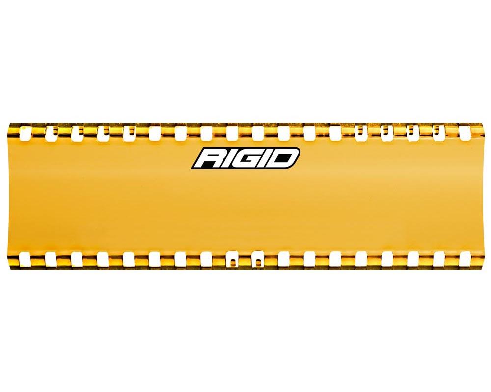 RIGID Industries 6 Inch Light Cover Amber SR-Series Pro