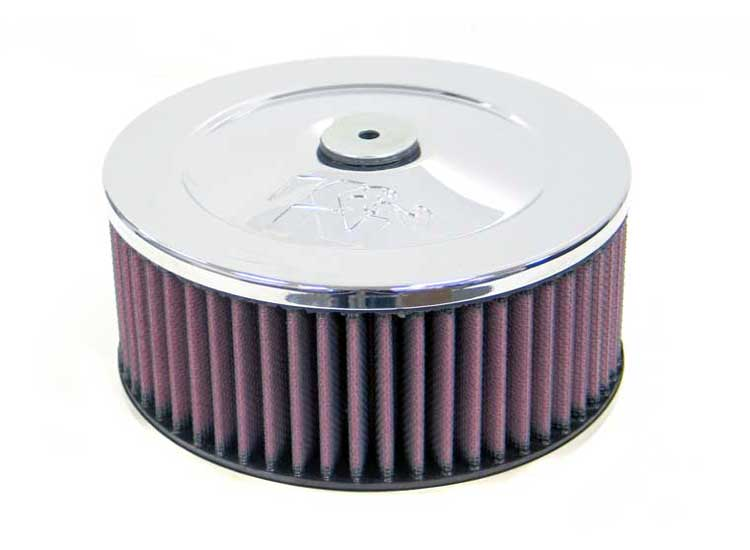 K&N 60-1020 Round Air Filter Assembly