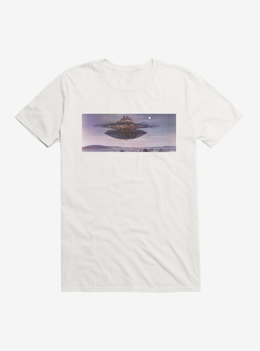 Close Encounters Of The Third Kind Vintage Mother Ship T-Shirt