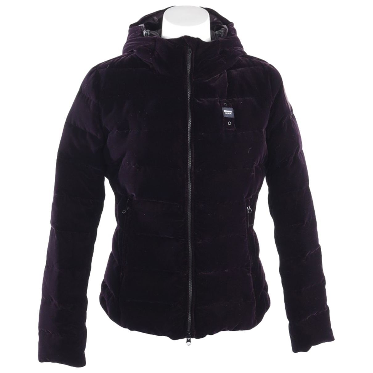 Blauer \N Purple jacket for Women 40 FR