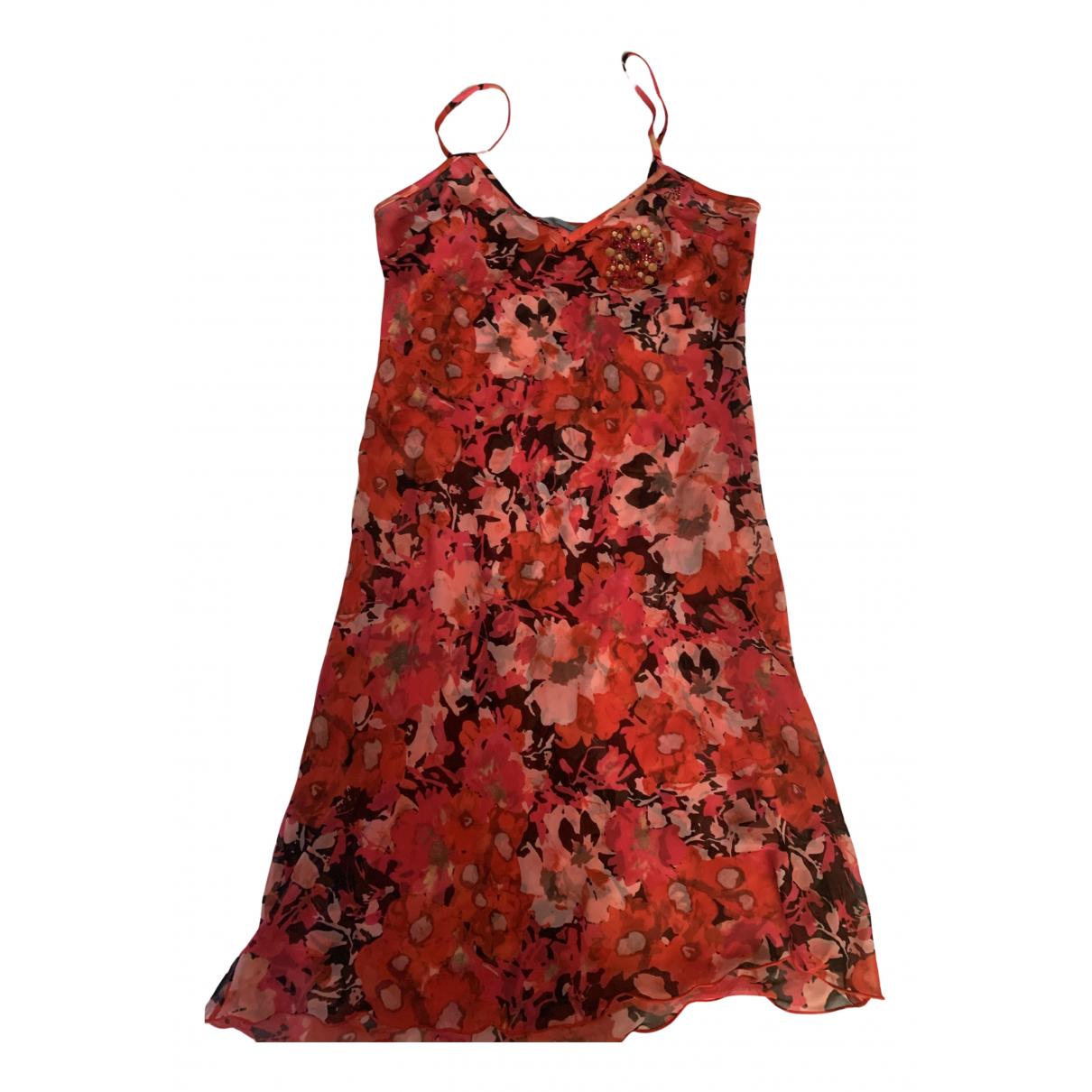 Blumarine \N Badeanzug in  Rot Polyester
