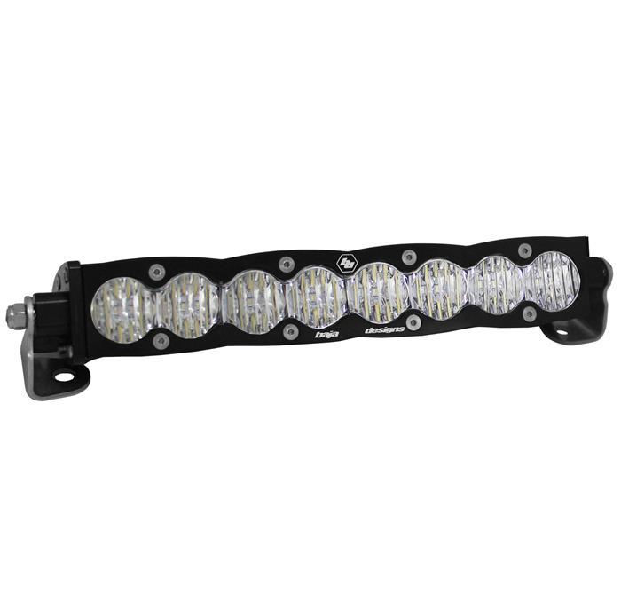 Baja Designs 704006 40 Inch LED Light Bar Work/Scene Pattern S8 Series