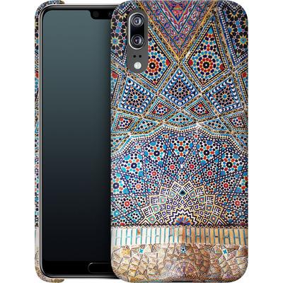 Huawei P20 Smartphone Huelle - Iranian Mosaic von Omid Scheybani